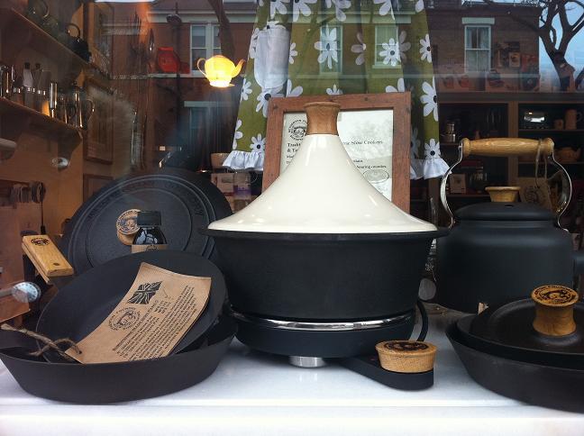 Nabídka tradičního i netradičního nádobí Netherton Foundry